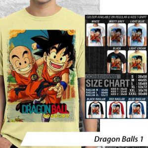 Kaos Anime Dragon Ball