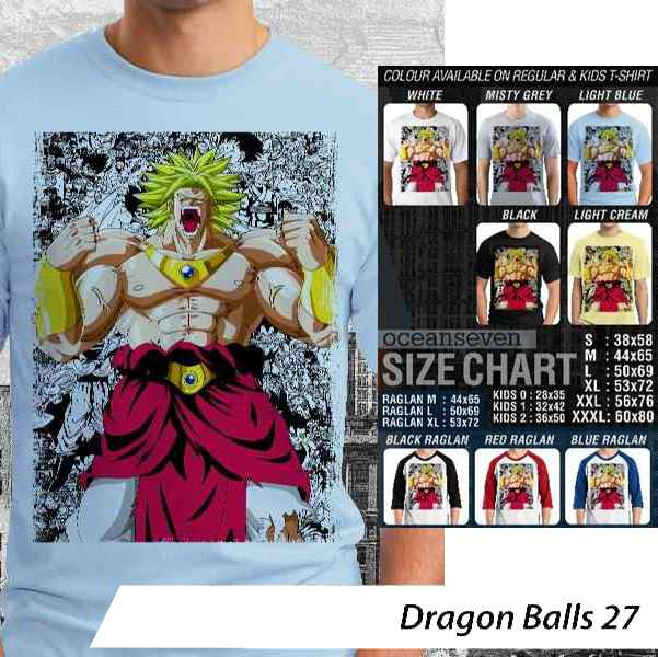 Kaos Anime Dragon Ball