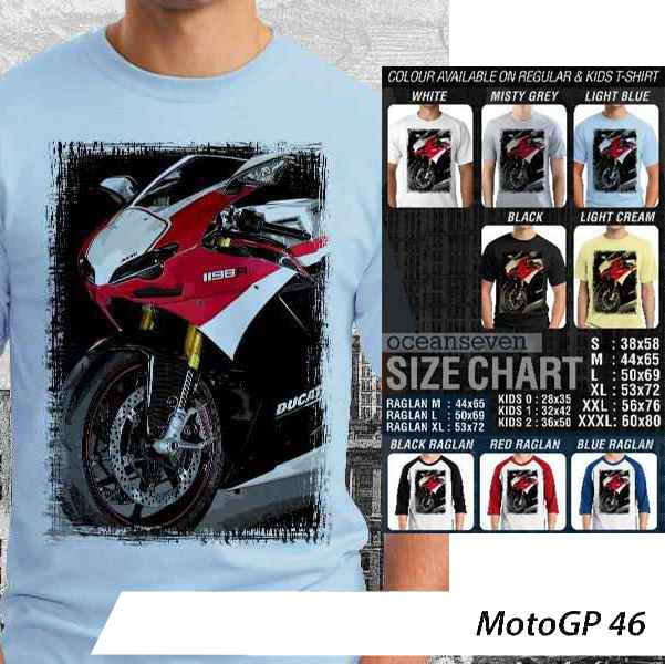 Kaos MotoGP All About MotoGP