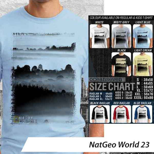 Kaos National Geographic