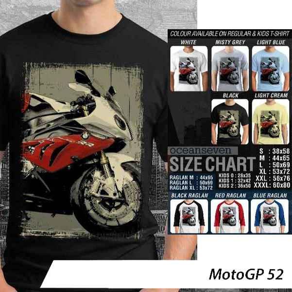 Kaos MotoGP All About MotoGP