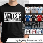 Baju Distro My Trip My Adventure