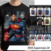 Kaos Superman World of Superhero – Superman Series